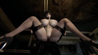 Shadow Monster [3D][Honey Select 2]