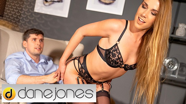 Dane Jones Alexis Crystal gives POV blowjob and receives creampie orgasm