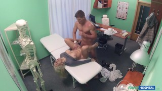 Fake Hospital Compilation of Doctors and Nurses fucking their Patients