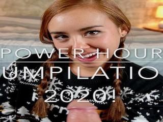 BrandiBraids' 2020 POWER HOUR Cumpilation! Happy New Year!