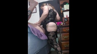 Hardcore Pegging Till Both Guy And Mistress Cum