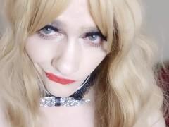 Lutschen Transe lips schwanz Transe Lutscht