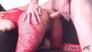 FUCK OF! BREAK MY ASS WITH YOUR BIG DICK, MOTHER FUCKER! - Anal lover 4k