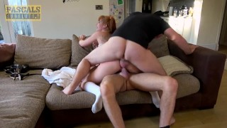 PASCALSSUBSLUTS - Roxy Rose Double Penetrated Before Facial