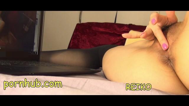 Porn watching masturbation ★ real orgasm