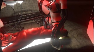 Citor3 VR SFM 3D XXX Games Huge Tits Latex Mistress Breast Feeding Vacuum Pump Edging Cumshot
