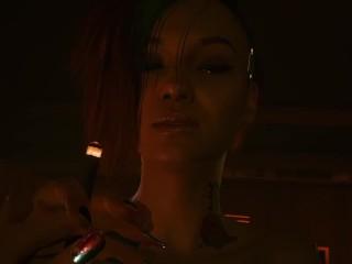 Judy Sex Scene | CyberPunk 2077 | No Spoilers | 1080p 60fps