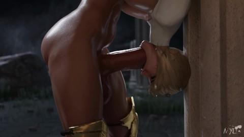 Pornhub Wonder Woman