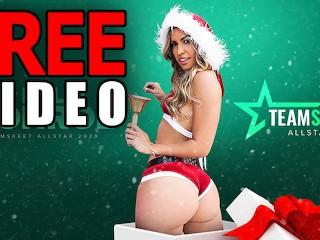 Big Booty Latina Kelsi Monroe Twerks & Fucked For Holidays- PORNHUB X TEAMSKEET EXCLUSIVE