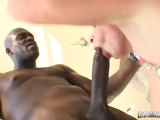 Big Titted Gianna Michaels Pounded by Big Black Cock of Lex Steele