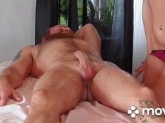 Erotic massage by swedish felisie