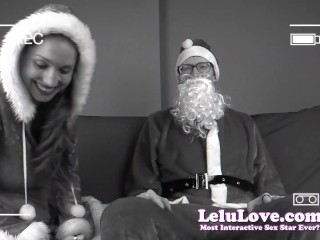 COMpilation of Lelu Love XXXmas videos creampie sex lactation & lots more – Lelu Love