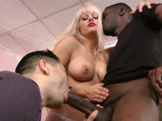 I make my hubby bi with a black lover!