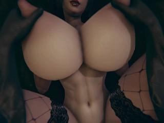 Shadow Monster Part 3 [3D][Honey Select 2]