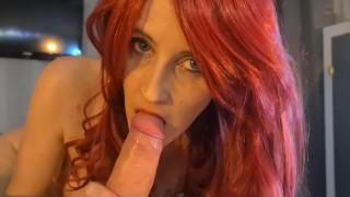 Pov Redhead Milf