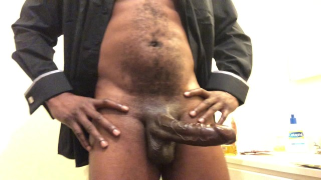 Humiliation - BIG DICK BLK BOSS TALKING ABOUT FUCKING HIS WORKERS WHITE WIVES AND GETTING THEM Preg