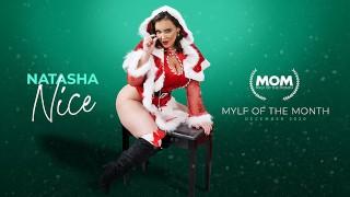 Busty MILF Natasha Nice Rough Holiday Fuck - MYLX x PORNHUB EXCLUSIVE