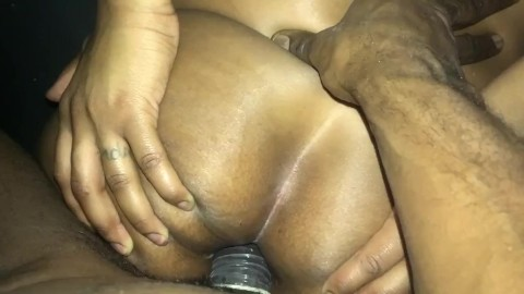 ebony anal amateur anal ebony