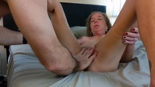 Sensual Massage BOOB SUCK Deep Throat FACE FUCK Passionate CUNNILINGUS Multiple ORGASM Short version