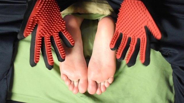 Tickle feet pornhub