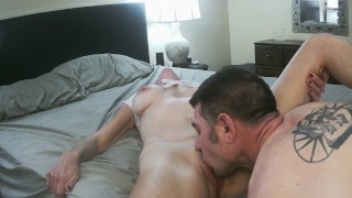 Pussy LICKING & SUCKING - Deep PILE DRIVING then more CUNNILINGUS giving her Multiple Orgasms!