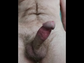 Fucking horny yet again with a throbbing cock, and so had a nice wank and ejaculation