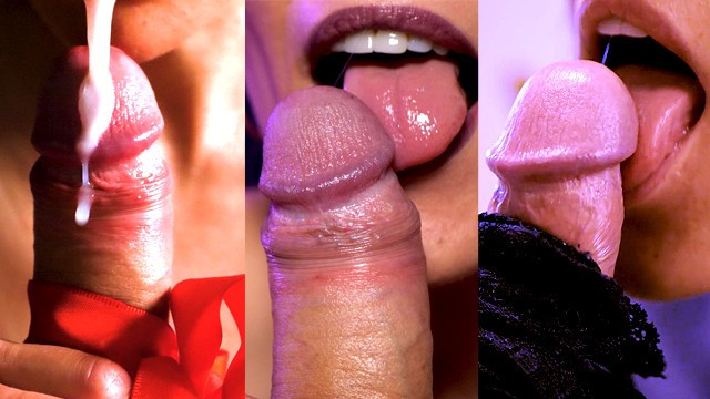 AMATEUR COMPILATION | TONGUE BLOWJOBS | HANDJOBS | CUM INTO MOUTH | AMATEUR COUPLE SOFTAPPROUCH