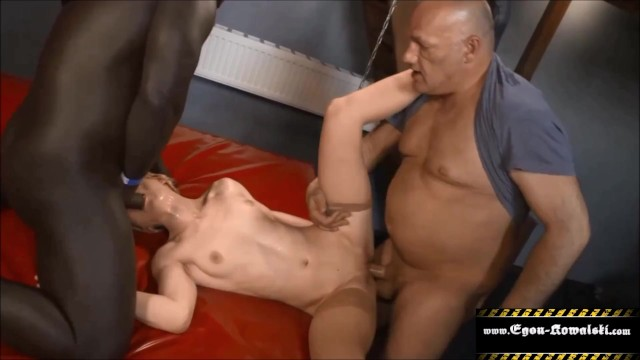 Company party turns into a gangbang / Part2