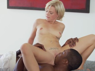 ULTRAFILMS PROMO Baby Dream's fantasy of fucking a huge black cock is hotly realised.