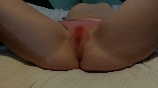 Wet Pussy Milf Close Up