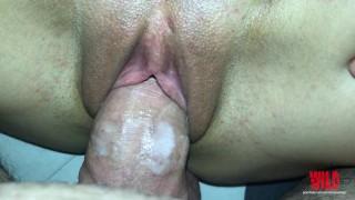 Extreme Close Up Orgasm