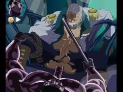 Meet and Fuck Gay - Vergo x Smoke - One Piece Hentai P72