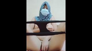 indonesia HijabGirl I miss my dick so I masturbate Y.Y
