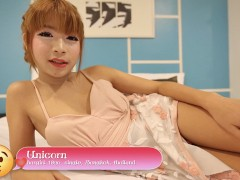 Helloladyboy Pretty Thai Chinese Gets All 9 Inches