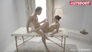 WhiteBoxxx - Tiffany Tatum Gorgeous Hungarian Teen Oily Massage Sex