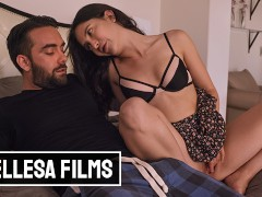 Bellesa - Hot Jane Wilde Seduces Logan Pierce On Their Vacation And Rides His Big Cock Until He Cums