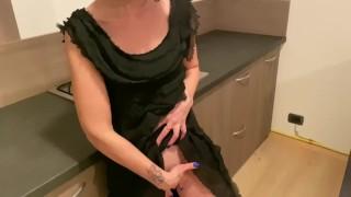 Crow seduces me (blowjob, pissing, cumshot) trailer