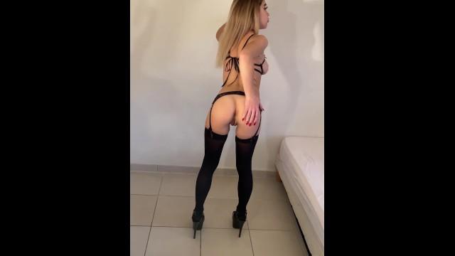 Juliettte Tease Fuck Orgasm Facial Cum