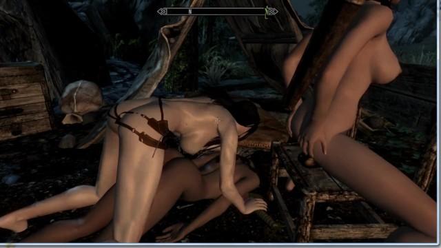 Porn skyrim sex Skyrim Hentai