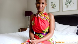 Short Haired African Slut with Big Ass Fucked HARD