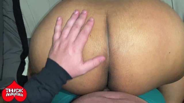 Play with large clitoris