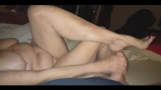 Granny Ann Gives Best Handjob And High Arch Footjob On The Web JOI