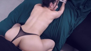 Cumshot in my thight ass (ANAL POV) - Ciara Levi Rose