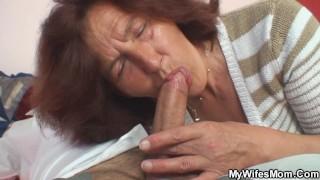 Hairy Mature Woman