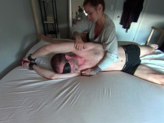 NO Mercy! One of The MOST Incredible Male Tickling Sessions EVER! (Part 1) HD PREVIEW