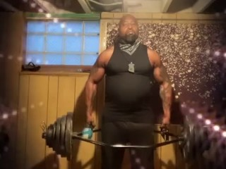 300 lb Hex/Trap Bar 20 second hold