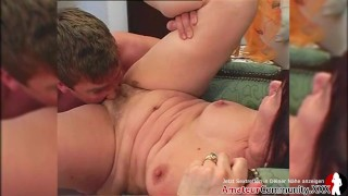 Needy MILF seduces her stepson! AMATEURCOMMUNITY.XXX