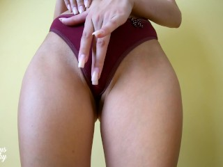 My Private Video Trying On Panties: Ass Worship - MYSTERIOUSKATHY 4K
