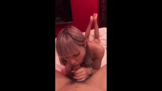 Request Video [Mayuka] Bondage Costume Part 1. feet pose blowjob, Footjob. Paid → Free Video
