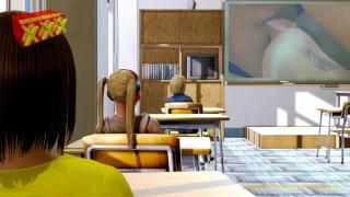 Honey select - SCHOOL sex education (Berenesa)